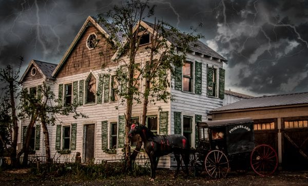 Frightland Haunted Attractions opens September 28th for their 22nd season