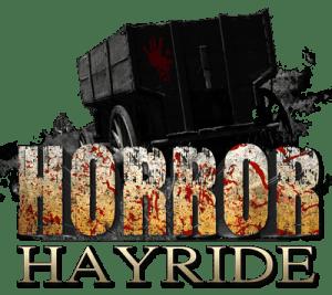 Horror Hayride at Frightland