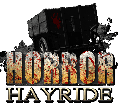 Horror Hayride at Frightland