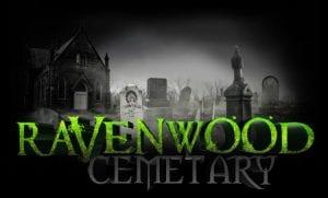 Ravenwood Cemetery at Frightland