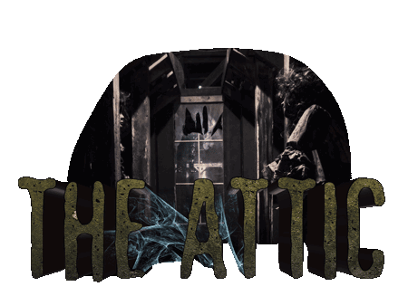 The Attic haunted attraction at Frightland