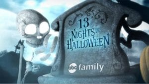 ABC Family Announces 2015 13 Nights of Halloween Schedule
