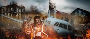 It's a short drive from Baltimore Maryland to Frightland Haunted Attractions