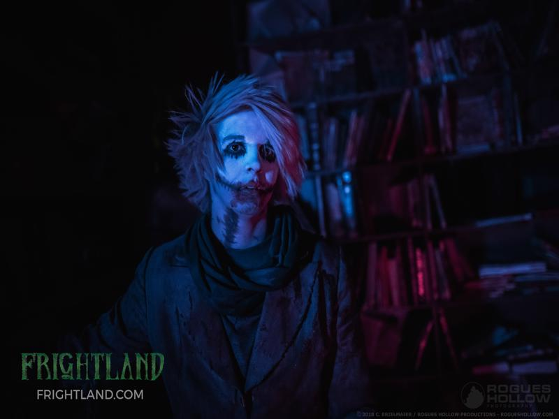 Delaware Haunted House - Frightland haunted attractions